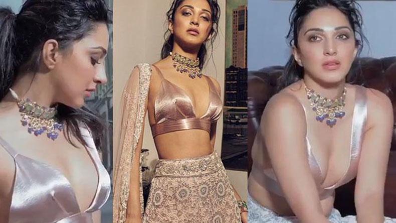 Kiara Advani Hot Sexy Video: actress Kiara Advani Hot bold latest video photo make heads turn on the internet Kiara Advani Hot Sexy Video: कियारा आडवाणी की बेहद सेक्सी है ये वीडियो,
