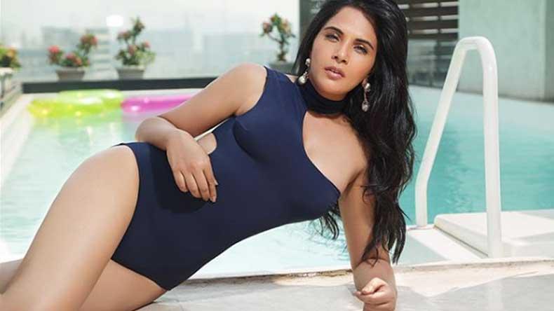 Richa Chadda Sexy Instagram Photo: actress Richa Chadda hot sexy bikini  photo video will make you happy,have a unseen look-ऋचा चड्ढा ने इंस्टाग्राम  पर शेयर की सेक्सी फोटो, बिकनी में ढा रहीं